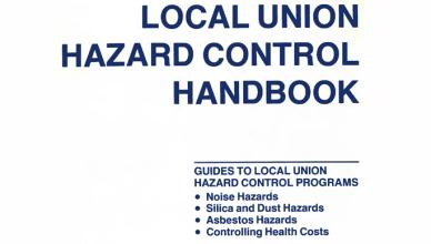 LSHI Local Union Hazard Control Handbook