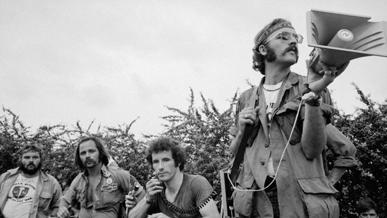 1972 Vietnam Vets Protest Miami