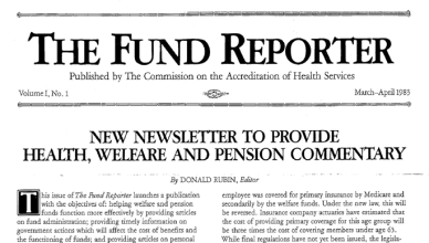 The Fund Reporter 1st Ed