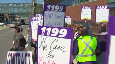 1199 SEIU United Health Care Workers Union